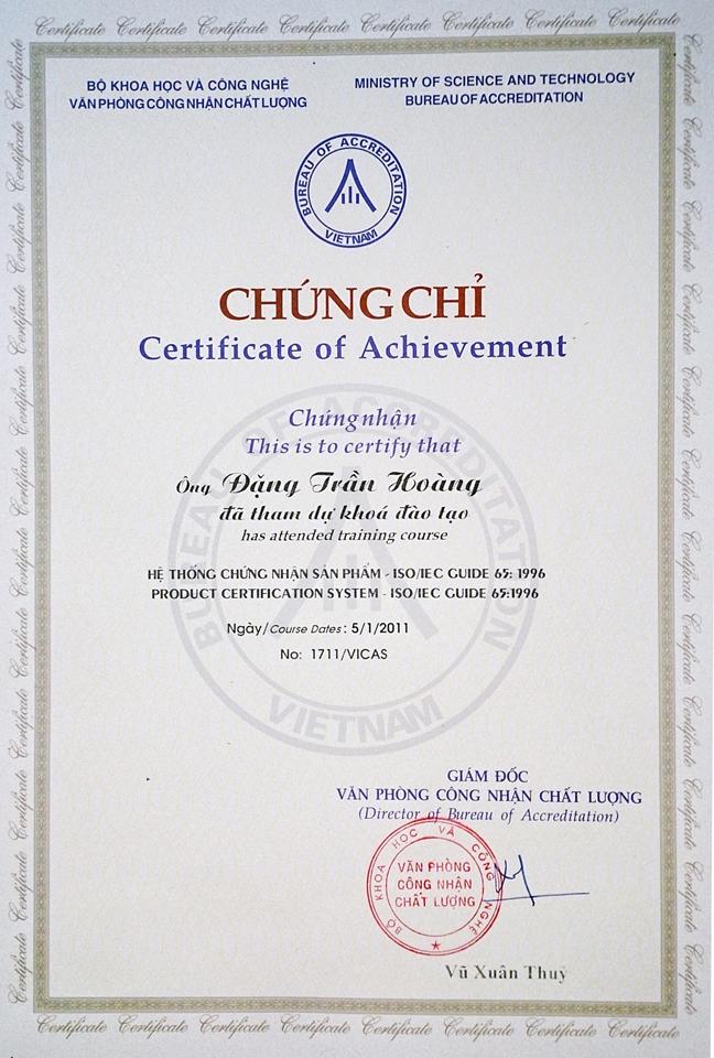 Certificate IEC 17025 NOVAGEN