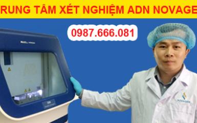 xét nghiệm adn trước sinh